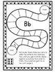 Alphabet Roll & Write Literacy Center Game