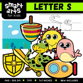 Alphabet S Clip Art