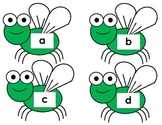 Alphabet SWAT! Upper and Lowercase Letter Recognition Game