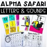 Alphabet Safari Letters & Sounds