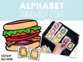 Alphabet Sandwich Sort