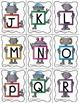 Alphabet Scavenger Hunt - Robots