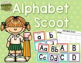 Alphabet Scoot Game