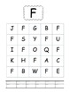 Alphabet Search & Find Capitals
