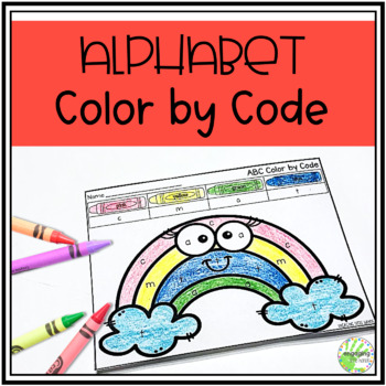 Alphabet Search and Color