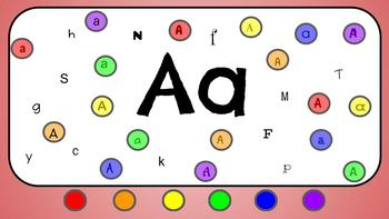 Alphabet Search -Dot It! (in Google: Digital and Interactive)