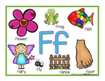 Alphabet Anchor Charts for Little Learners Plus Silent /e/ Long Vowels