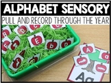 Alphabet Sensory Centers Through the Year