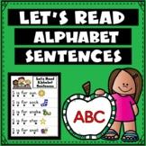 Alphabet Sentences