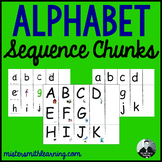 Alphabet Sequence Chunks
