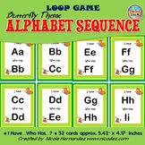 Loop Game - Alphabet Sequence Butterfly Theme