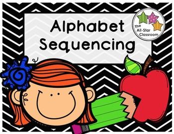 Alphabet Sequencing Freebie