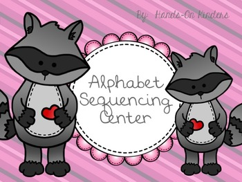 Alphabet Sequencing Literacy Center