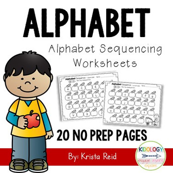Letters / Letter Worksheets