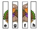 Thanksgiving Alphabet Sequencing Puzzles for Smartboard -