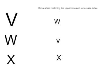 Alphabet Shopping Smartboard