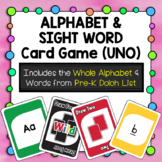 Alphabet Uno Worksheets Teaching Resources Teachers Pay Teachers