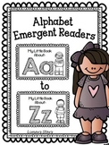 Alphabet Sight Word Readers