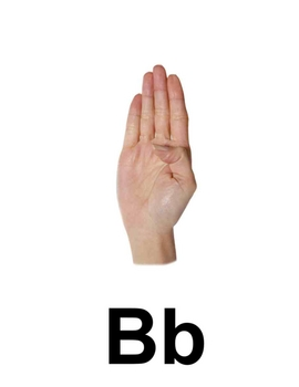 Alphabet Sign Language: Signing your ABC's through Picture Modeling