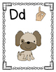 Alphabet Posters with Letter, Sound Picture, & American Sign Language Signs