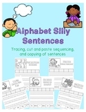 Alphabet Silly Sentences Writing Journal