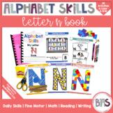 Alphabet Skills | Letter N | Printable Letter Worksheets