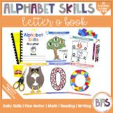 Alphabet Skills | Letter O | Printable Letter Worksheets