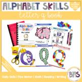 Alphabet Skills | Letter Q | Printable Letter Worksheets