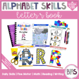 Alphabet Skills | Letter R | Printable Letter Worksheets
