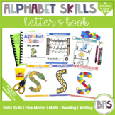 Alphabet Skills | Letter S | Printable Letter Worksheets