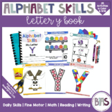 Alphabet Skills | Letter Y | Printable Letter Worksheets