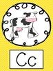 Alphabet Small Chevron