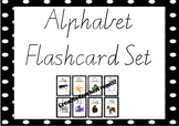 Alphabet Small Flashcards