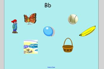 Alphabet Smart Board