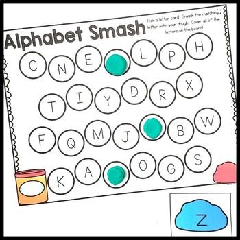 Alphabet Smash