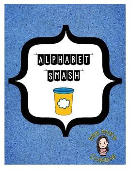 Alphabet Smash Freebie