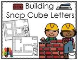 Alphabet Snap Cube Mats
