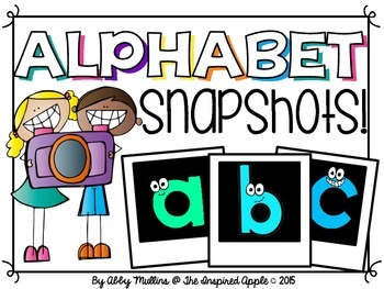 Alphabet Snapshots