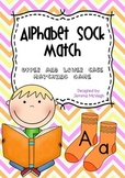 Upper and Lower Case Alphabet Match ~ Miss Mac Attack ~