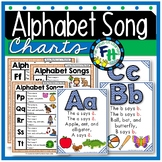 Alphabet Song Charts