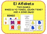 Alphabet Song & Games {Spanish}