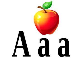 Alphabet Song - Letter Sounds