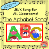 "Alphabet Song!  ""Letters are Fun!"""