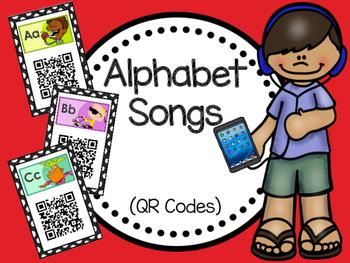 Alphabet Songs Listening Center