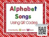 Alphabet Songs Using QR Codes
