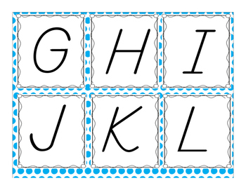 Alphabet Sort Capital and lowercase letters