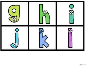 Alphabet Sort the Deck