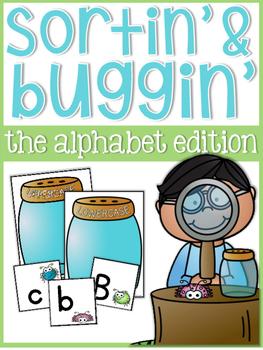 Alphabet Sortin' and Buggin'