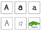 Alphabet Sorting Cards - A Letter Station