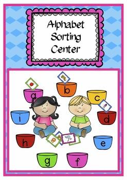 Alphabet Sorting Center